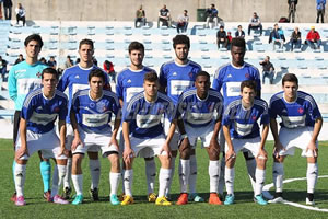 Juniores falham Fase Final