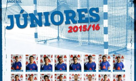 Juniores de Andebol conquistaram Torneio do Ginásio do Sul