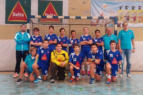 Andebol belenenses