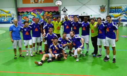 Andebol vence Torneio do Boa-Hora