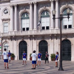 Belenenses com Lisboa Capital Europeia do Desporto 2021