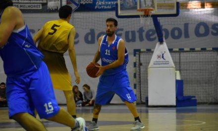 Belenenses infeliz na recepção ao Estoril Basket