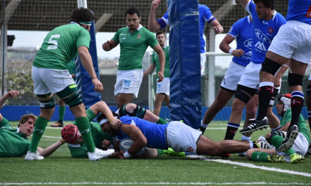 Belenenses vence Cascais e disputará a final do Nacional de Rugby