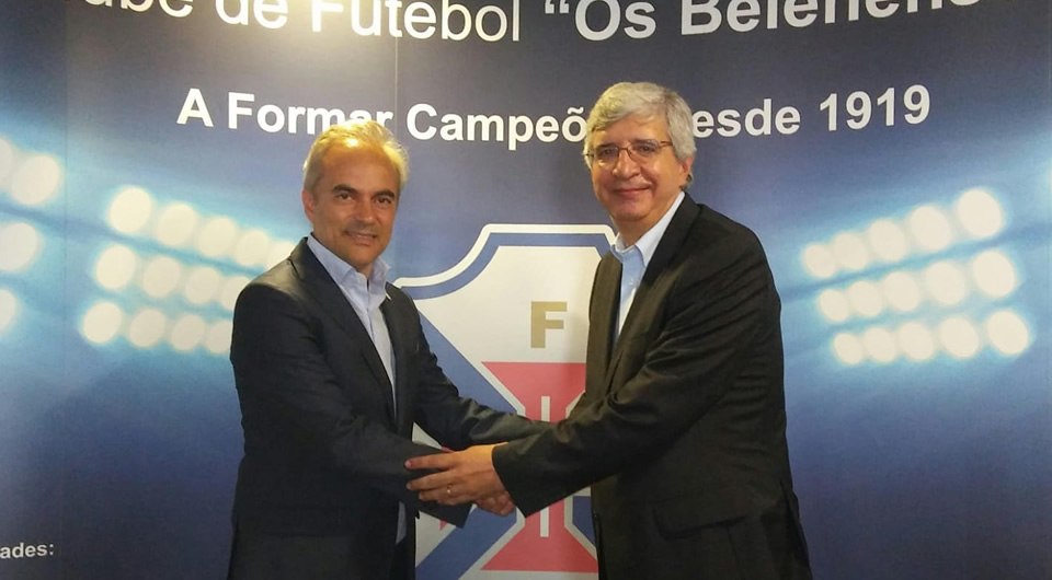 Alípio Matos regressa ao comando técnico do Futsal do Belenenses
