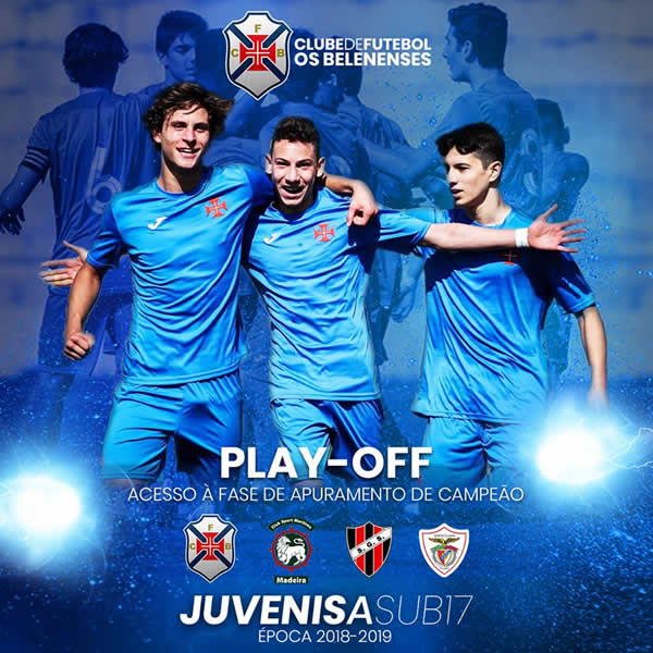 Juvenis - Play-off 2019