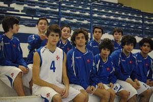 Casa da Sorte patrocina o nosso basquetebol