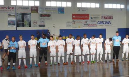 Jornada inaugural do campeonato contra o Boavista