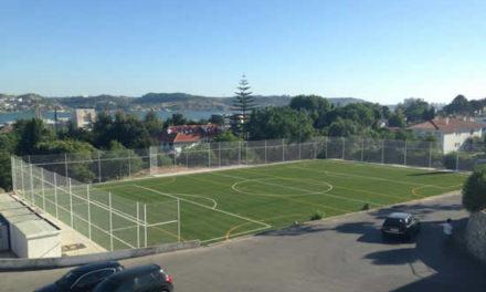 Inauguração Campo Vicente Lucas