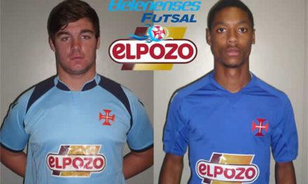 Sérgio Alves e Pauleta na selecção Sub21