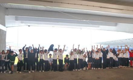Manhã no Restelo animada com 70 crianças