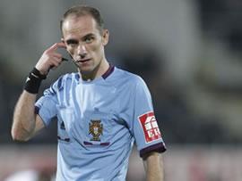 Hugo Pacheco nomeado para derby de Lisboa