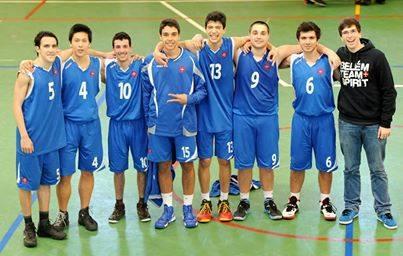 Sub 18 na Taça Nacional
