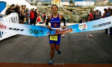 Madalena Almeida é Campeã Nacional de Aquatlo