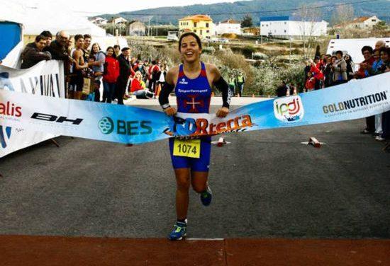 Madalena Almeida ficou na 5ª posição