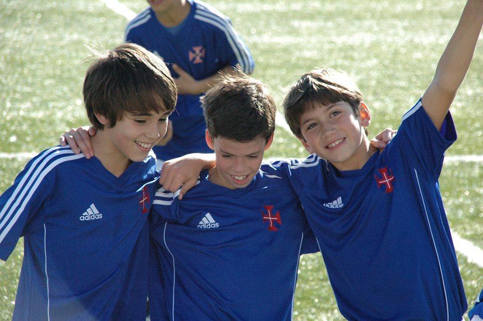 Jogos do Futebol Formação da Semana de 17.02.14 a 23.02.14