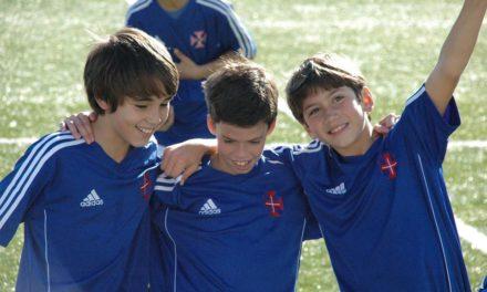 Resultados futebol formação