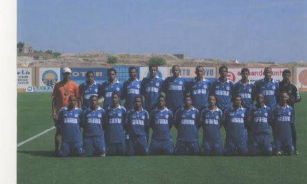 """Filial CF """"os Sanjoanenses"""" de Cabo Verde visita o Restelo"""