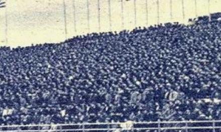 01/04/1945 – O Belenenses marca o maior número de golos num jogo do Campeonato da 1ª Divisão