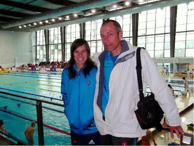Nacionais de Juvenis e Juniores de piscina longa
