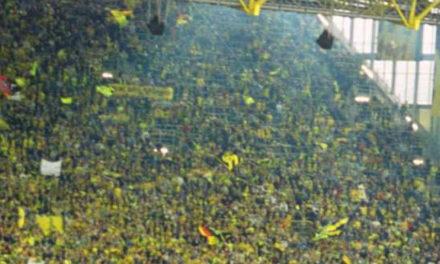9 de Abril de 1950 – Belenenses vence o Borussia de Dortmund, na Alemanha
