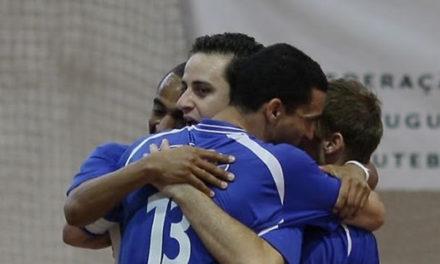 08/05/2010 – O Belenenses vence a Taça de Portugal em Futsal