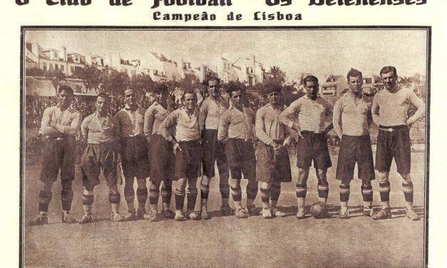 Campeões de Portugal pela segunda vez