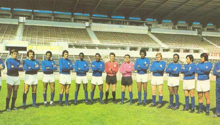 10 de Junho de 1973 – Vice-Campeão Nacional de Futebol