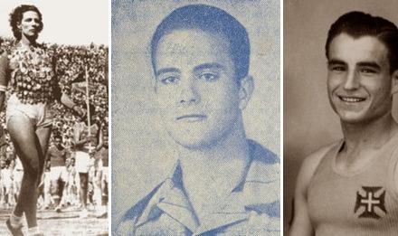 19 de Junho de 1956 – Nasce José Pinto (Campeão e recordista nacional e atleta olímpico)