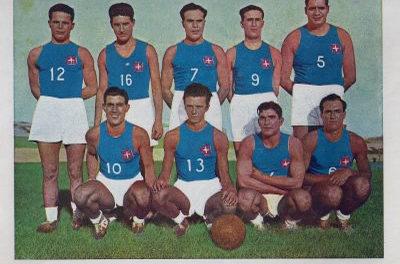 16 de Julho de 1945 – Conquista do segundo Campeonato Nacional de Basquetebol