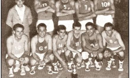 6 de Julho de 1959 – Belenenses vence a Taça de Portugal de Basquetebol pela 2ª vez