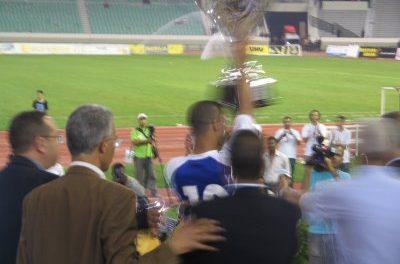 29 Julho 2007 – Belenenses vence Torneio de Casablanca