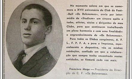 1 Agosto 1903 – Nasce Francisco Mega