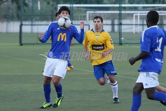 Futebol – Nacional de Juniores