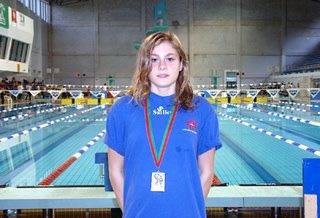 29 de Agosto de 2008 – Daniela Inácio com boa participação nos Jogos Olímpicos