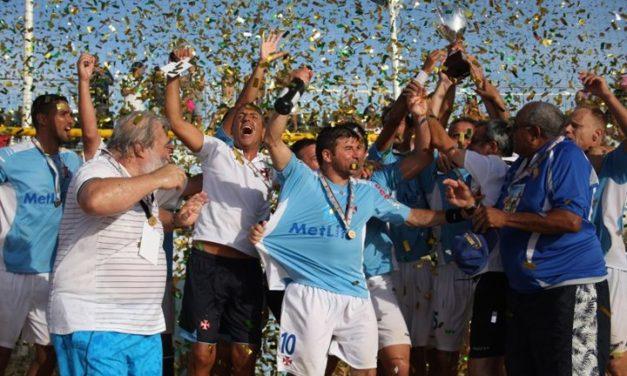 12 Agosto 2012 – Campeões Nacionais de Futebol de Praia