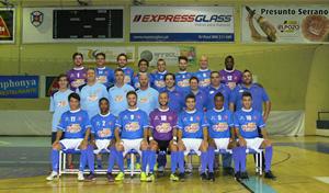 Futsal: Em frente na Taça de Honra