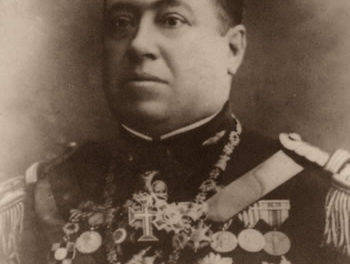 4 Agosto 1930 – João Luís de Moura, primeiro sócio a receber Cruz de Ouro