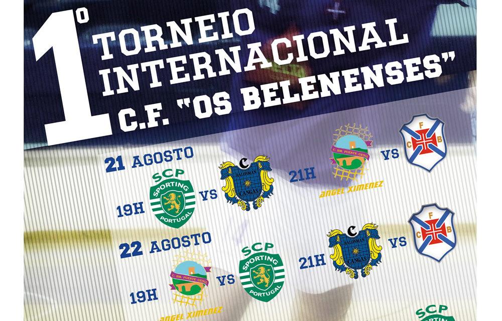 "1º Torneio Internacional CF ""Os Belenenses"""