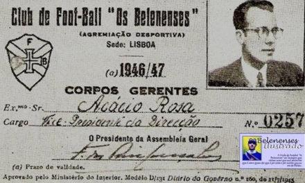4 de Setembro de 1912 – Nasce Acácio Rosa