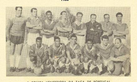 11 de Setembro de 1960 – Vitória na Taça de Honra da AFL, após triunfos sobre Benfica na meia-final (5-0) e Atlético na final (2-0)