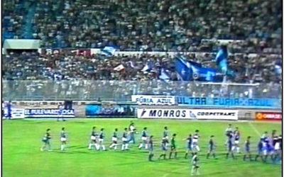 30 de Setembro de 1987 – Vitória sobre F.C. Barcelona, 1-0 (Taça UEFA)