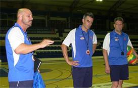 Futsal: Entrevista a Carlos Teixeira