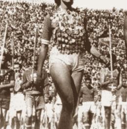 1 de Outubro de 1925 – Nasce Georgete Duarte