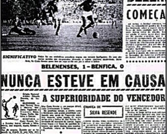 13 de Setembro de 1959 – Belenenses vence a Taça de Honra