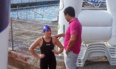 Madeira Island International Swim Marathon – Júlia Mallen 2ª Senior, 5ª Absoluta