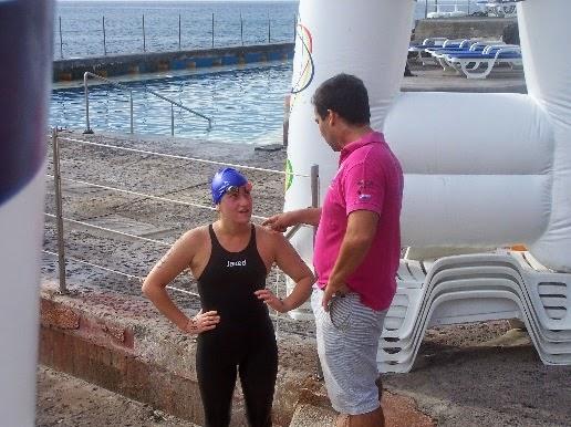Madeira Island International Swim Marathon – Júlia Mallen 2ª Senior, 5ª Absoluta