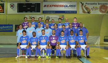 Futsal: Mau arranque de Campeonato