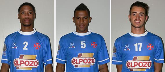 Futsal: Três Belenenses/ElPozo na Seleção Sub-21
