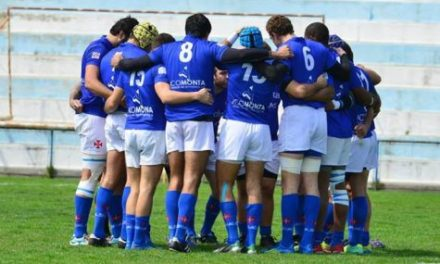 Rugby: Inicio na Tapada
