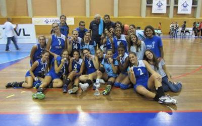 10 de Outubro de 2008 – Estreia do Voleibol Feminino na 1ª Divisão